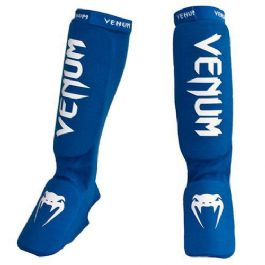 מגני רגליים ונום Venum Kontact One Size Blue