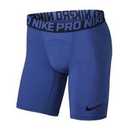 "טייץ קצר נייקי-Nike Pro Men's 6"" Training Shorts"