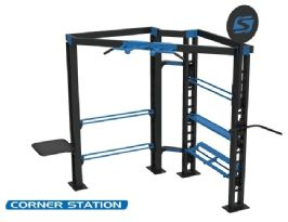 כלוב מקצועי 1501 SPIRIT FITNESS Corner station